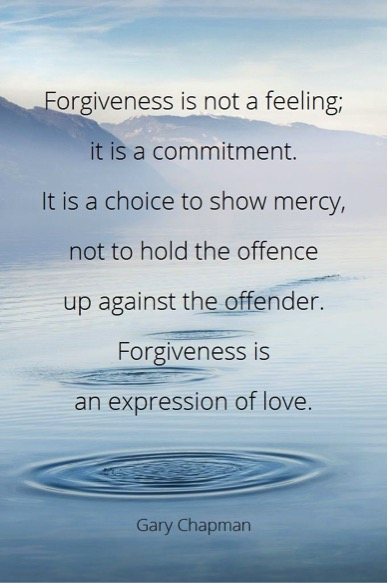 Forgiveness-is-love-and-commitment